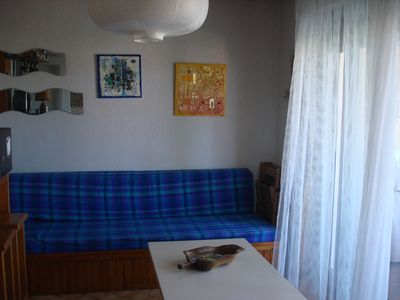 Photo for Beautiful Apt T 2 of Pin Rolland - SAINT MANDRIER - 200m from the beach