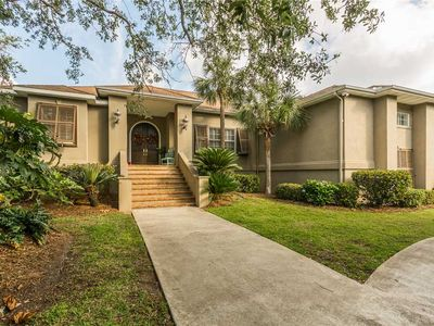 Photo for Beautiful Large Home with Pool, Riverfront Dock, Gourmet Kitchen and Kids' Bunk Room.