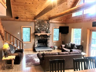 Photo for 6BR Cabin Vacation Rental in Lead, South Dakota