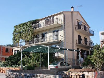 Photo for Studio flat with balcony Stari Grad (Hvar)