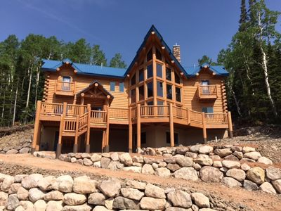 Photo for Gorgeous Cabin! Sleeps 14-18, Perfect For Large Families