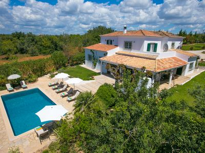 Photo for High Quality Villa with Pool in Peaceful Location yet Close to Beaches, Restaura