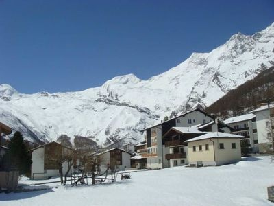 Photo for Apartment Alpenrose in Saas-Fee - 2 persons, 1 bedrooms