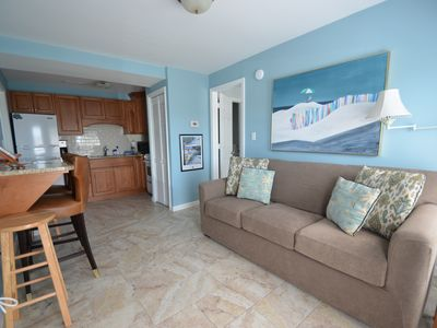 Photo for Cozy Corner @Ocean Inn, #107 2br/2ba, ** New listing for this guest favorite! **