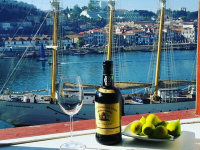 Photo for Great views home at front douro river