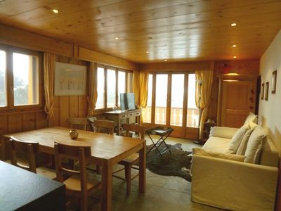 Photo for Holiday apartment located between Medran's lift and the center !