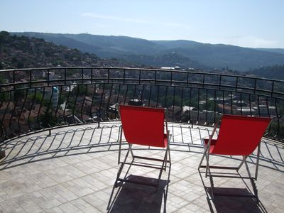 Photo for Best Views Veliko Tarnovo - Studio apartment accommodation, sleeps 2