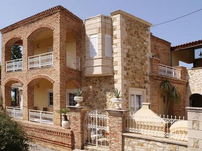 Photo for Villa, Agia Marina  in Kreta - 6 persons, 3 bedrooms