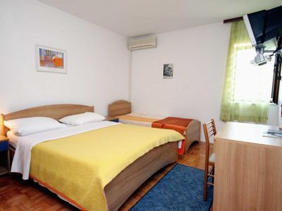 Photo for Two bedroom apartment with air-conditioning Krk