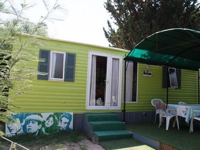 Photo for Campsite le Plateau des Chasses *** - Mobile Home Confort Quatuor 3 Rooms 4 People