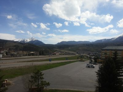 Photo for 1 bedroom apartment at the Days Inn Silverthorne Colorado