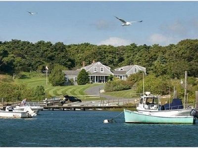 Photo for Historic Waterfront 4 bedroom with Sweeping Chatham Water Views!