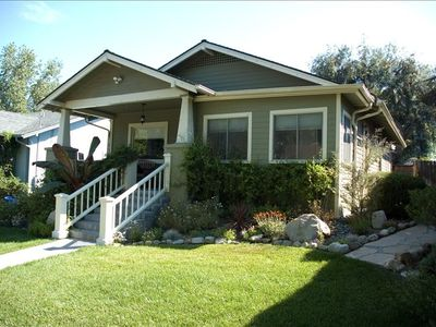 Attractive  Craftsman Close to Downtown and Beaches