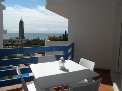 Photo for Holiday apartment two bedroom / two bathroom Estepona Marina
