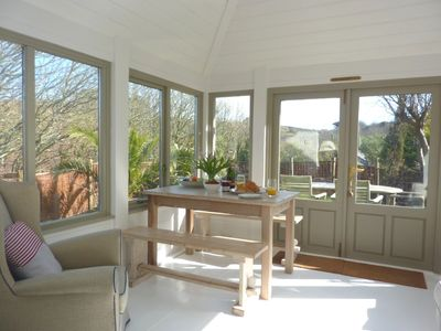 Photo for Beautiful Cottage in Cot Valley, St Just, West Cornwall, dog friendly