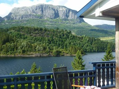 Photo for 10 person holiday home in Bygstad