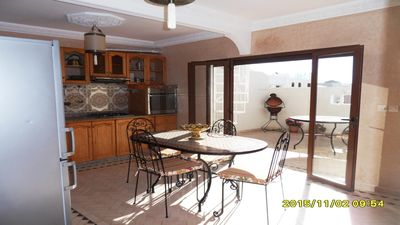 Photo for APARTMENT BEAU SOLEIL N ° 1 TERAS, Housing 4124513 BEAU SOLEIL N ° 1