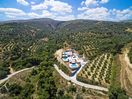 Beautiful countryside Kalostous villa Rethymno Crete Greece