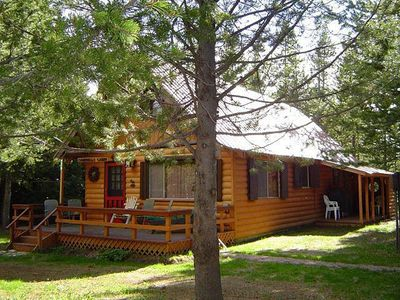 Photo for Big Springs Cabin 5bd/2ba