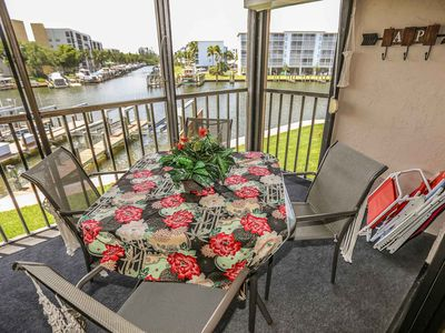 Photo for Two Bedroom Waterfront Condo At Estero Yacht & Racquet