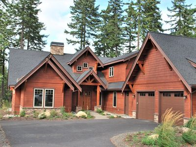 Photo for Multi-Family Suncadia Golf Fronting Home - BRAND NEW - Firepit/Hot Tub/Game Room