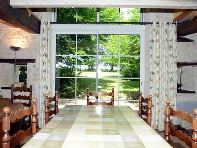 Photo for Cottage 4 stars between vineyards and woods, near the Gironde