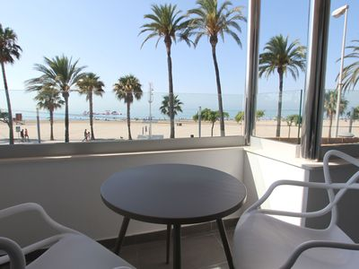 Photo for Apartment Roesmar 2H Seaview