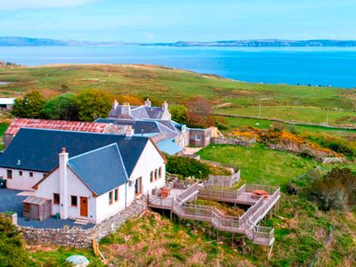 Photo for Ellister Lodge - luxury Islay self-catering, year-round