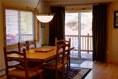 Dining Area for the Family