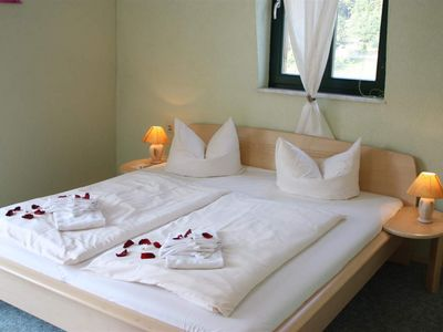 Photo for Double room, shower, toilet - Pension Bomätscher