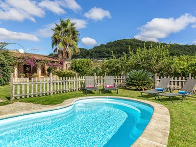Photo for Finca Padre (011406) - Country house for 4 people in Son Servera