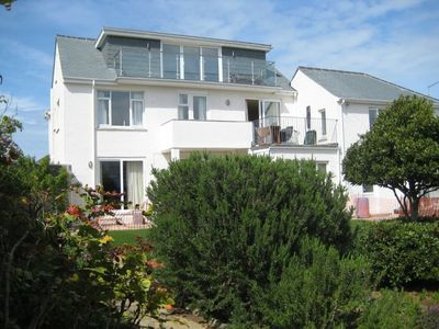 Photo for Jack Harrys 3 bed/3 bath family home sleeps 6/8 only 750 yards to Fistral Beach