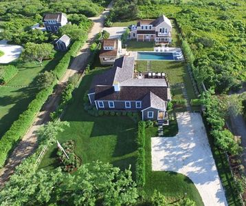 Property overview: Front house, Cottage, Cabana