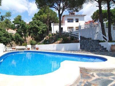 Photo for Club Villamar - Nice villa provided with 6 bedrooms, a living room with chimney, terrace and garage