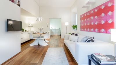 Photo for A homey luxury modern & quiet apartment with PARKING & garden within the walls