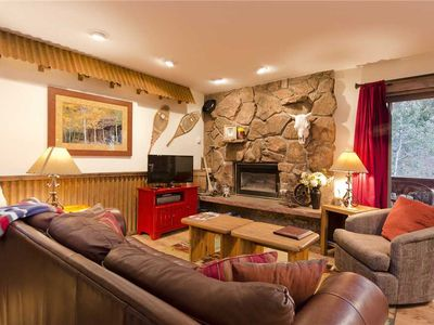 Photo for SC420 by Mountain Resorts. Unique Western Themed Condo with Hot Tub Access!