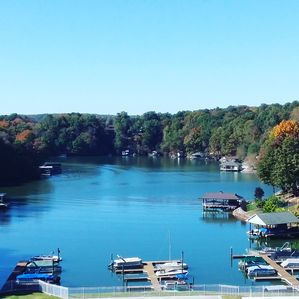 Photo for Waterfront Top Floor Condo at Smith Mountain Lake