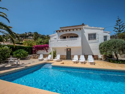 Photo for Yojo - holiday home with private swimming pool in Moraira