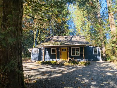 Photo for Luxury Cottage in the Woods with Movie Theater! :)