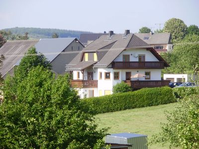 Photo for Quiet apartment high above the Rhine near the Loreley 4 stars ****