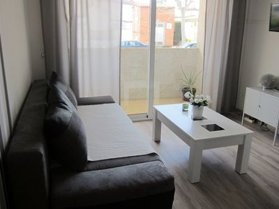 Photo for CHARMING APARTMENT IN THE HEART OF EMPURIABRAVA MARINA
