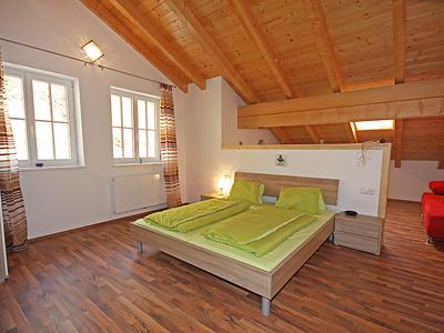 Photo for Apartment Achtalgut in Goldegg - 6 persons, 1 bedrooms