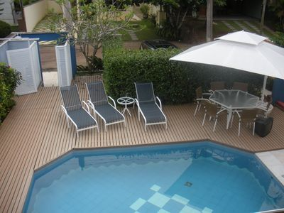 Photo for Riviera de São Lourenço, House with Pool, BBQ Near the Sea