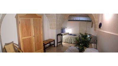Photo for Agriturismo Masseria Palmo - Margerita Room (Family Room)