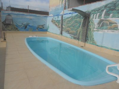 Photo for house martim de sá 3 bedrooms | pool solange