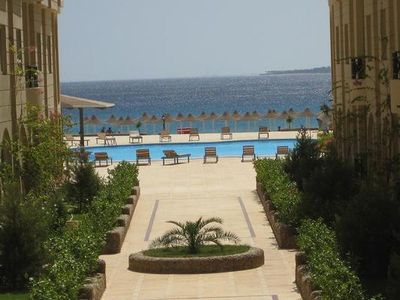Photo for Holiday apartment Hurghada for 2 persons with 1 bedroom - Holiday apartment
