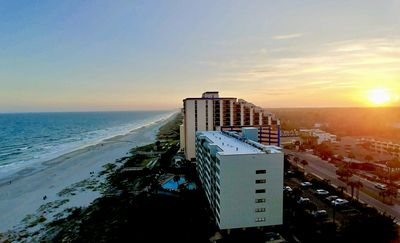 Photo for Renovated gorgeous balcony view condo - pools in & out, hot tubs, beach