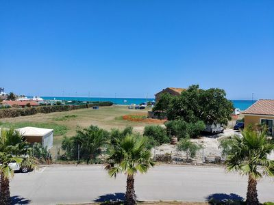 Photo for SUMMER APARTMENT FRONT SEA IN PORTO RECANATI