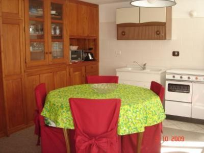 Photo for 1BR Apartment Vacation Rental in Rhemes-Saint-Georges