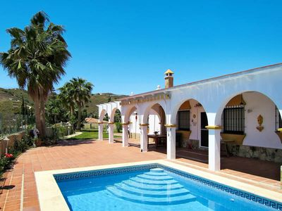 Photo for Vacation home Villa Sol  in Torrox, Costa del Sol - 6 persons, 3 bedrooms